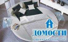 Лаконичная кровать необычной формы