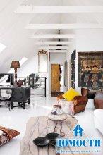 Дизайнерский винтажный дом