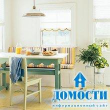 Создание кухни-столовой