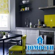 Современные цвета для отделки кухни