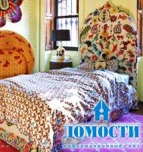 Дизайнерские изголовья для кровати
