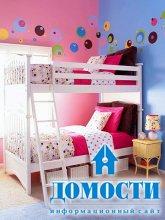 Детские спальни на двоих