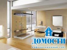 Лаконичная мебель для ванной