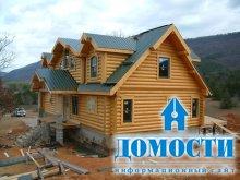 Породы дерева для строительства дома