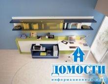 Складная мебель для подростковых спален