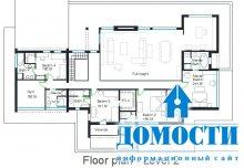 Современные дома с плоской крышей