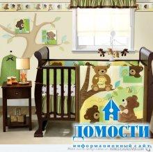 Спальни для новорожденных мальчиков