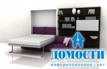 Компактное решение для совмещенной комнаты