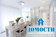 Роскошный светлый интерьер квартиры