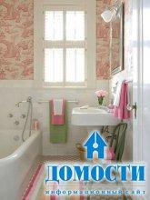 30 маленьких функциональных ванных