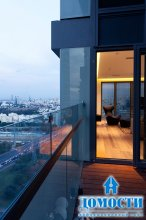 Роскошная квартира в небоскребе