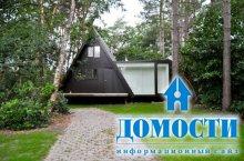 Экологичный жилой треугольник