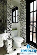 51 черно-белая ванная