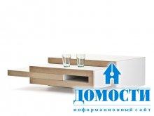 Универсальный столик для гостиной