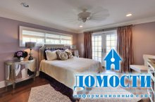 Интерьер классических спален