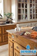 Теплые и душевные кухни Прованс