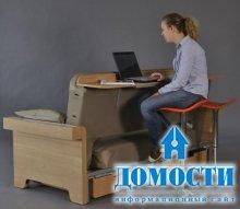 Универсальная мебель для маленьких квартир
