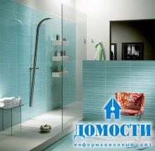 Плиточный тренд для ванных