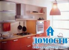 Организация маленьких кухонь в доме
