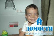 Детский домик из картона