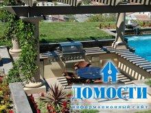 10 красивых задних двориков