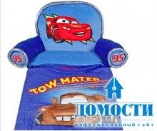 Кресло-спальный мешок для детей