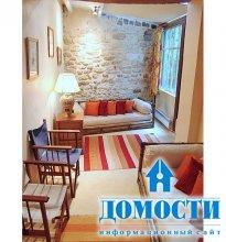 Камень в интерьере квартиры