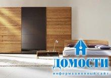 Экологически чистые шкафы для спальни