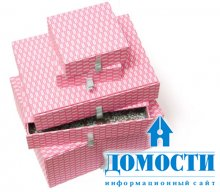 Женственные контейнеры для хранения