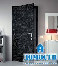 Яркие двери от известного дизайнера