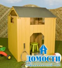 Детское игровое жилье