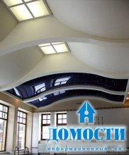 Многопрофильные натяжные потолки