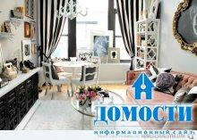Стильные небольшие гостиные