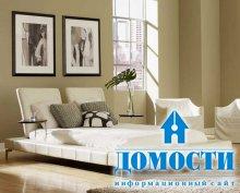 Лаконичные восточные спальни