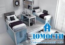 Современная мебель в детские спальни