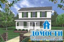 Дома с эффективной конструкцией