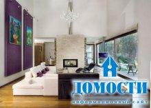 Современное зонирование гостиной комнаты
