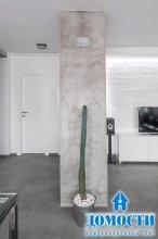 Современная перепланировка старой квартиры