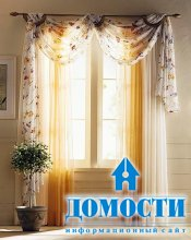 Декор окна: советы