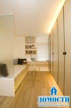 Практичный интерьер крошечной квартиры