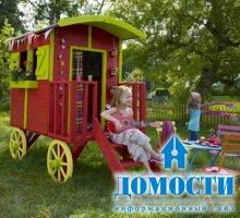 Игровые детские фургоны