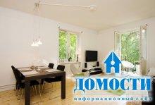 Угловая квартира со скандинавскими пейзажами