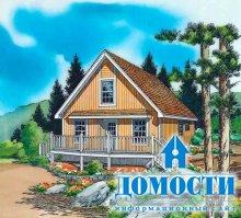 Домики для летнего отдыха