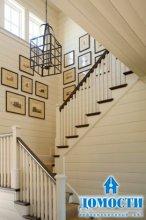 Стильные деревянные стены