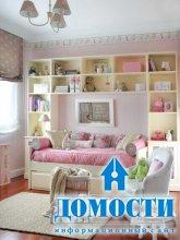 Женственное наполнение подростковых комнат