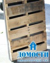Самостоятельное изготовление вертикальной клумбы