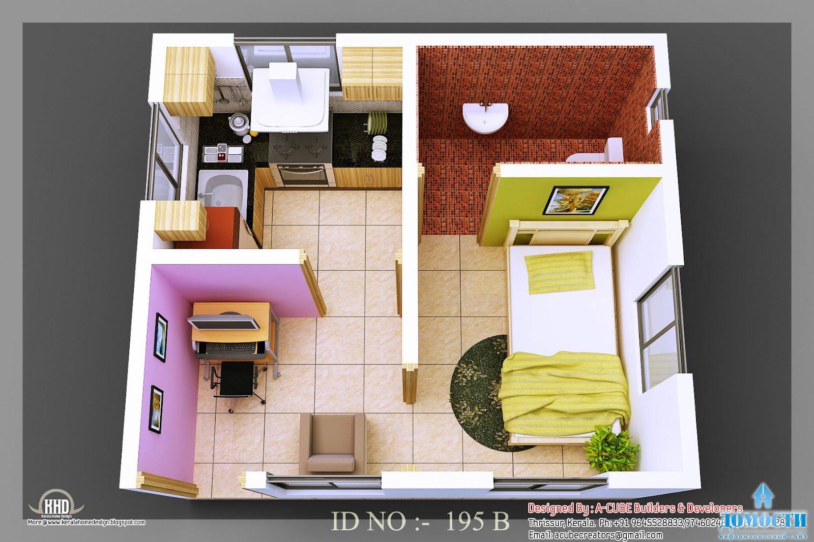 Идеальный дом: планировка дома 82