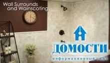 Полимерные панели для ванных