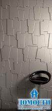 Коллекция трехмерных стеновых панелей