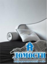 Спальня с намеком на агрессию